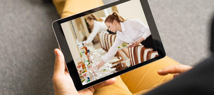 Guide de restaurants en ligne