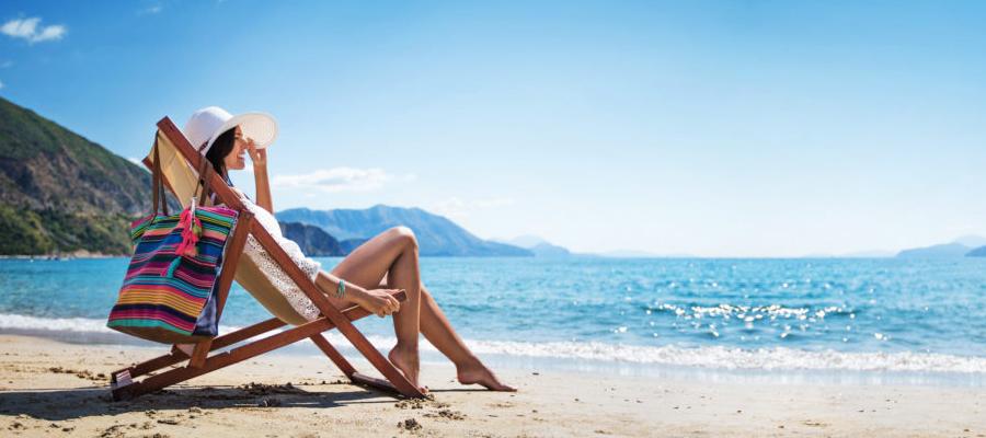 Profiter de vacances durant l'été 2020